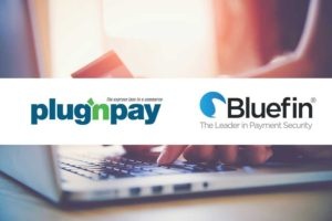 Bluefin and Plug'n Pay Technologies Announce Partnership for PCI-Validated Point-to-Point Encryption (P2PE)