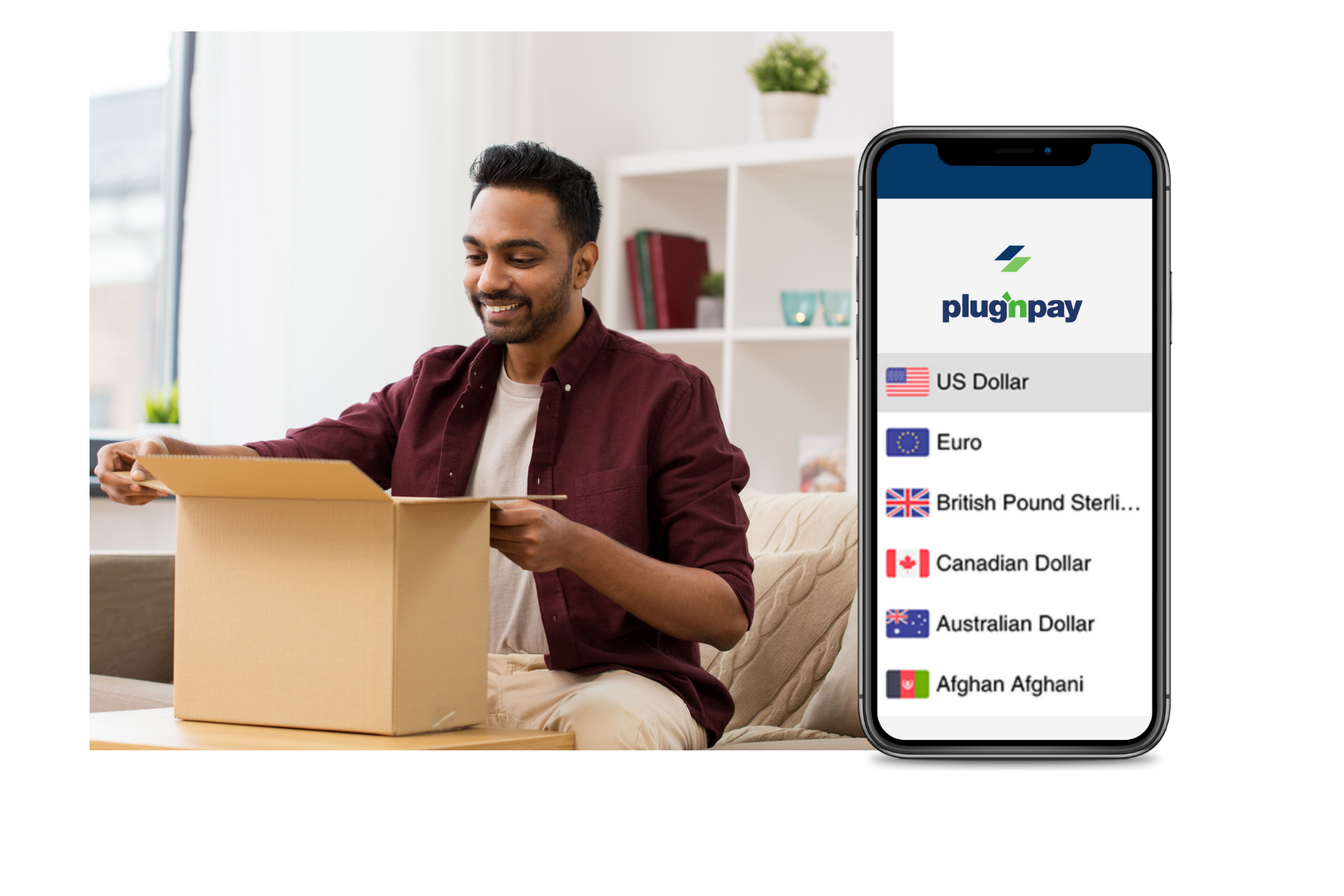 Plug'n Pay | Multi-Currency Pricing