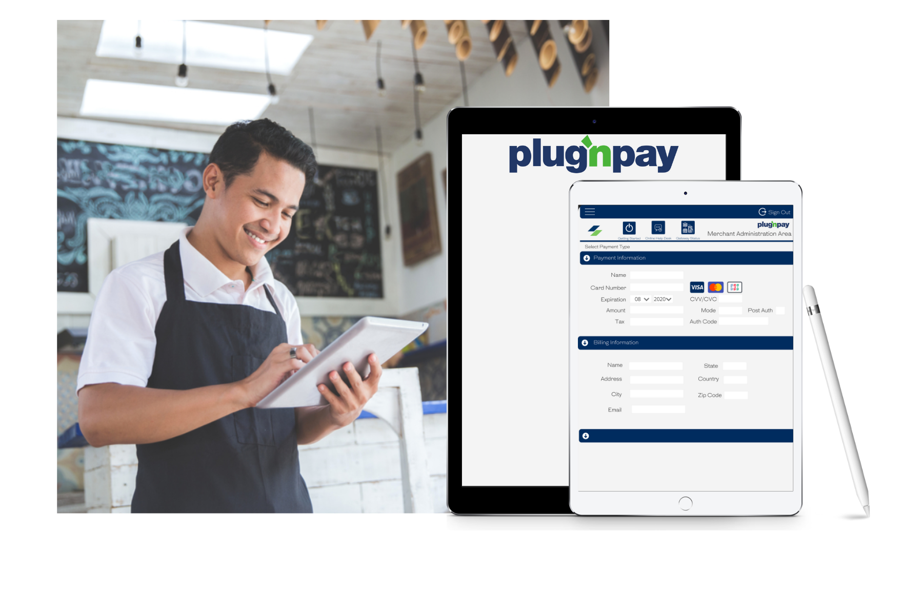 Plug'n Pay | WebXpress™ Processing Gateway