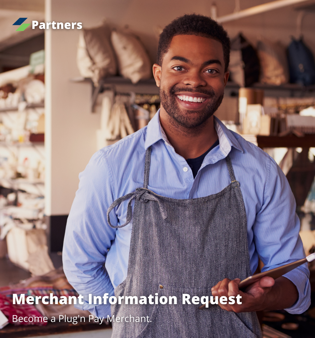 Plug'n Pay | Merchant Information Request